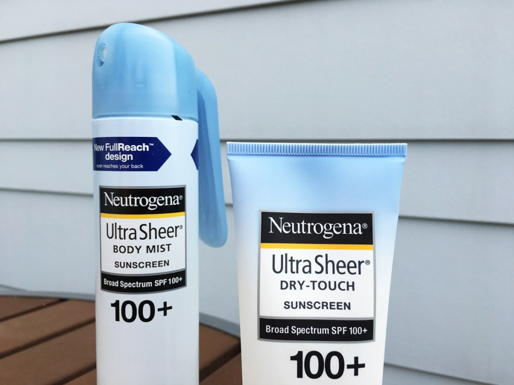 Spray vs. Cream Sunscreen: One Man's Journey