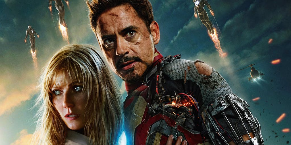 "Movie Review: ""Iron Man 3"" Punches the Clock"