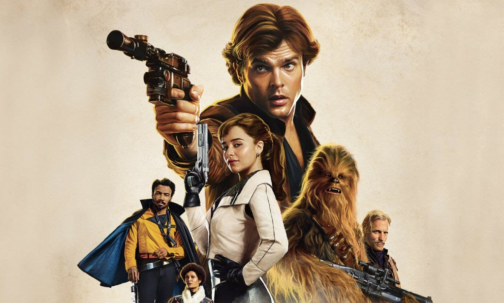 review solo audiobooks bring an overly expanded star wars story