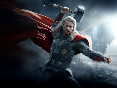 "Movie Review: ""Thor"": Heavy Hangs the Hand that Holds the Hammer (or, Blondes Don't Really Have More Fun)"