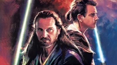 """Audiobook Review: """"Master & Apprentice"""" Spotlights Qui-Gon and Obi-Wan Before Jar Jar"""