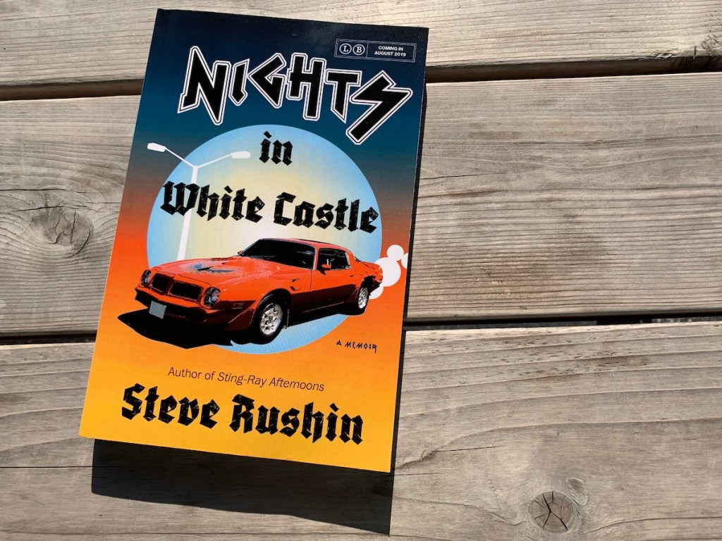 "Book Review: Steve Rushin's ""Nights in White Castle,"" in Which a Sportswriting Boy Becomes a Sportswriting Man"