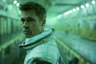 "Movie Review: ""Ad Astra"" Puts a Very Serious Brad Pitt In Some Very Silly Situations"