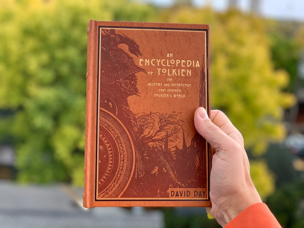 """Book Review: """"An Encyclopedia of Tolkien"""" is a Treasure Trove for LOTR Fans"""