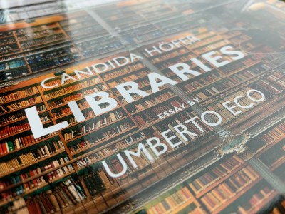 """Book Review: Candida Höfer Looks Inside """"Libraries"""""""
