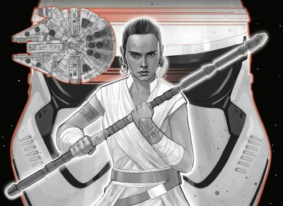 "Audiobook Review: ""Journey"" to ""Rise of Skywalker"" Starts With a ""Spark"""