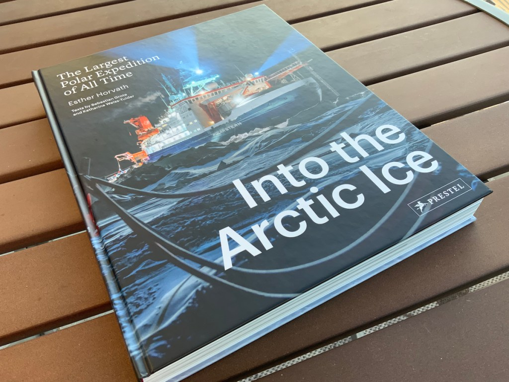 "Book Review: ""Into the Arctic Ice"" Documents a Disappearing World"