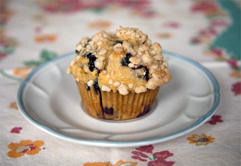 Blueberry Muffin Recipe Martha Stewart