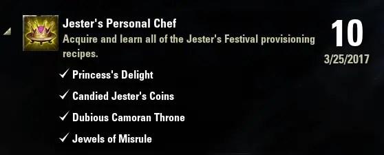 ESO Jesters Festival Event Guide 2021