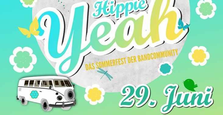 Veranstaltungen 2019 _ Hippie yeah _ Sommerfest der Bandcommunity Leipzig
