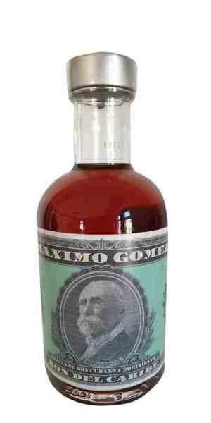 Maximo Gomez Rum 0,2l Mini-Tank