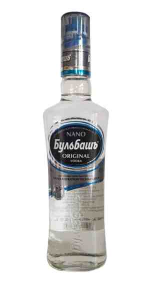 Wodka Bulbash NANO - 0,5-l mit 40 Vol.%