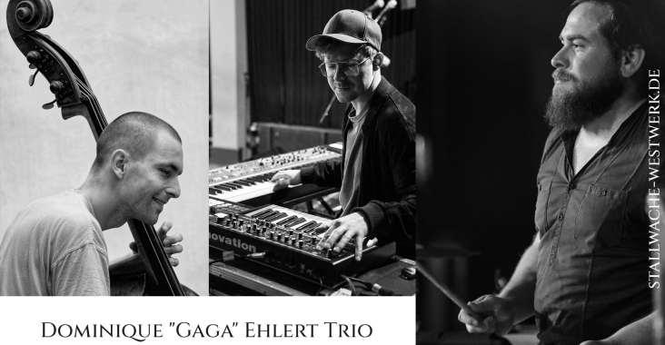 Dominique Ehlert Trio 28.05.2021 Stallwache-Westwerk