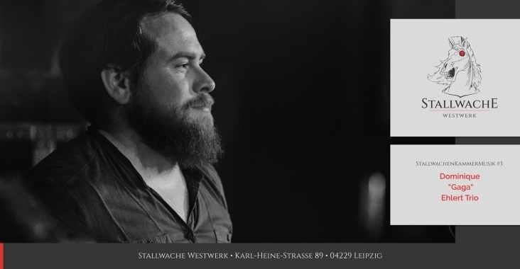 Dominique Ehlert Trio - Jazz in der Stallwache-Westwerk - 25.06.2021