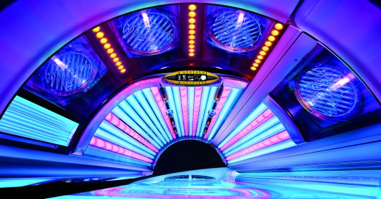 The Tanning Shop Holborn Welcomes the Megasun 7000 alpha-Hybrid Sunbed! - The Tanning Shop