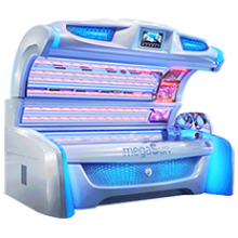 The Tanning Shop Holborn Welcomes the Megasun 7000 alpha-Hybrid Sunbed!