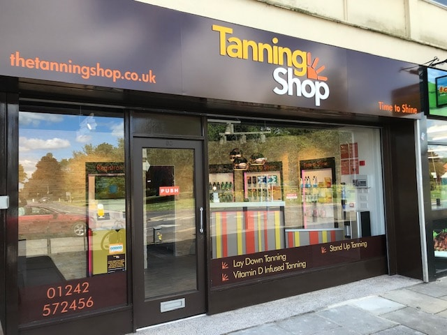 The Tanning Shop Cheltenham Coronation Square is NOW OPEN!