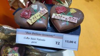 Chocolate to offer your loved ones