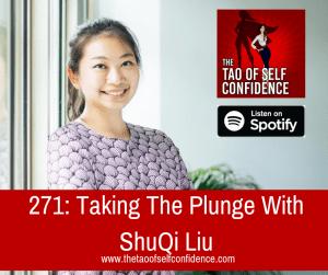 Taking The Plunge With ShuQi Liu