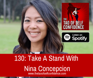 Take A Stand With Nina Concepcion