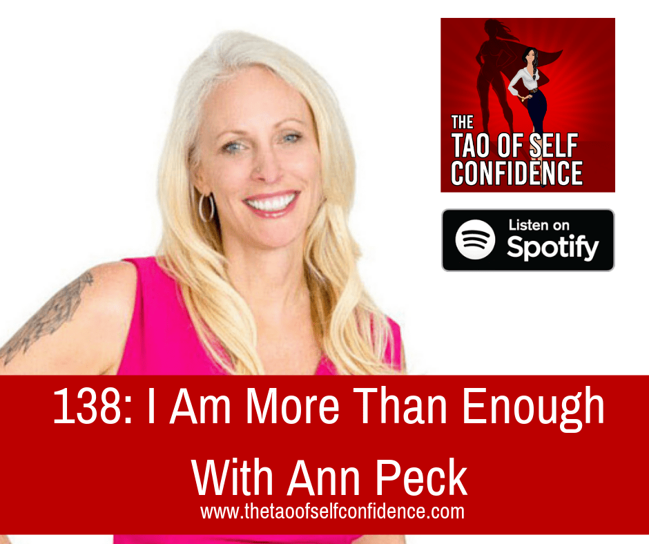 I Am More Than Enough With Ann Peck