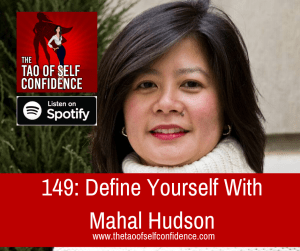 Define Yourself With Mahal Hudson