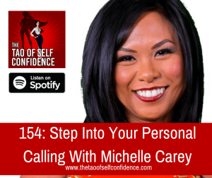 Step Into Your Personal Calling With Michelle Carey