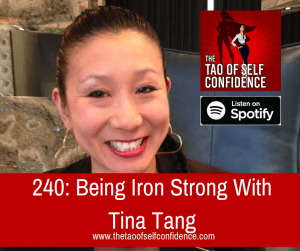 Being Iron Strong With Tina Tang