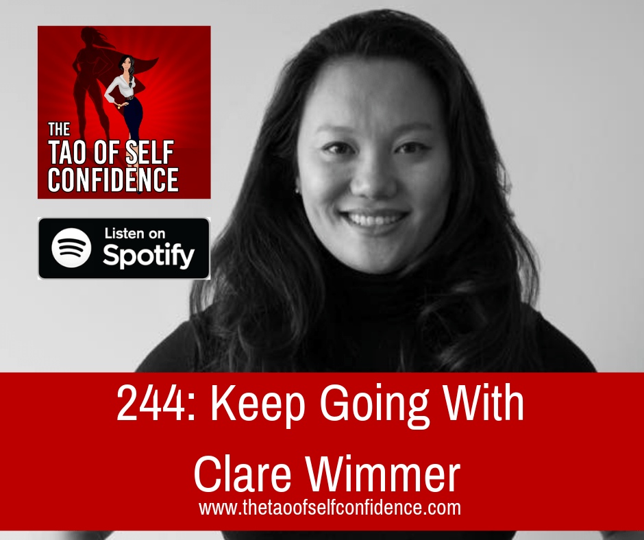 Keep Going With Clare Wimmer
