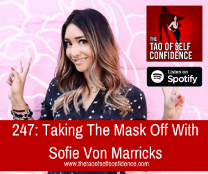 Taking The Mask Off With Sofie Von Marricks