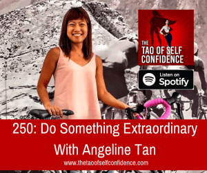 Do Something Extraordinary With Angeline Tan