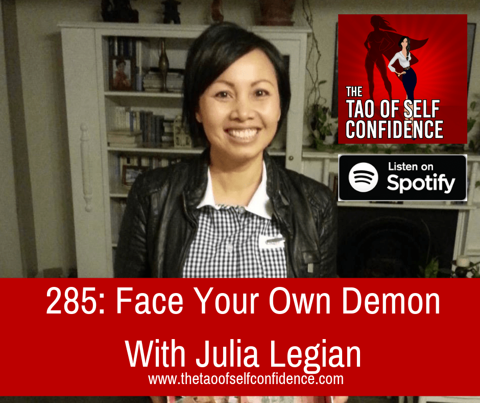 Face Your Own Demon With Julia Legian