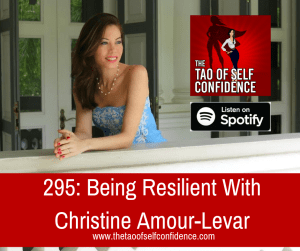 Being Resilient With Christine Amour-Levar