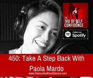 Take A Step Back With Paola Mardo