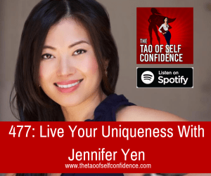 Live Your Uniqueness With Jennifer Yen