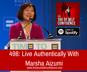 Live Authentically With Marsha Aizumi