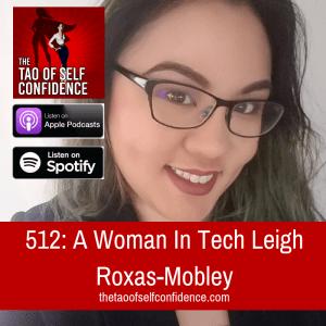A Woman In Tech Leigh Roxas-Mobley