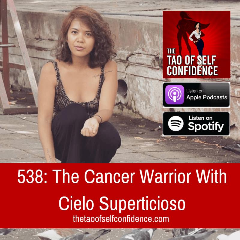 The Cancer Warrior With Cielo Superticioso