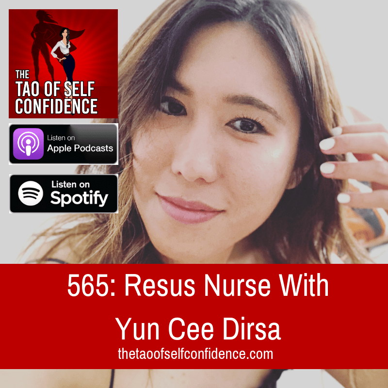 Resus Nurse With Yun Cee Dirsa