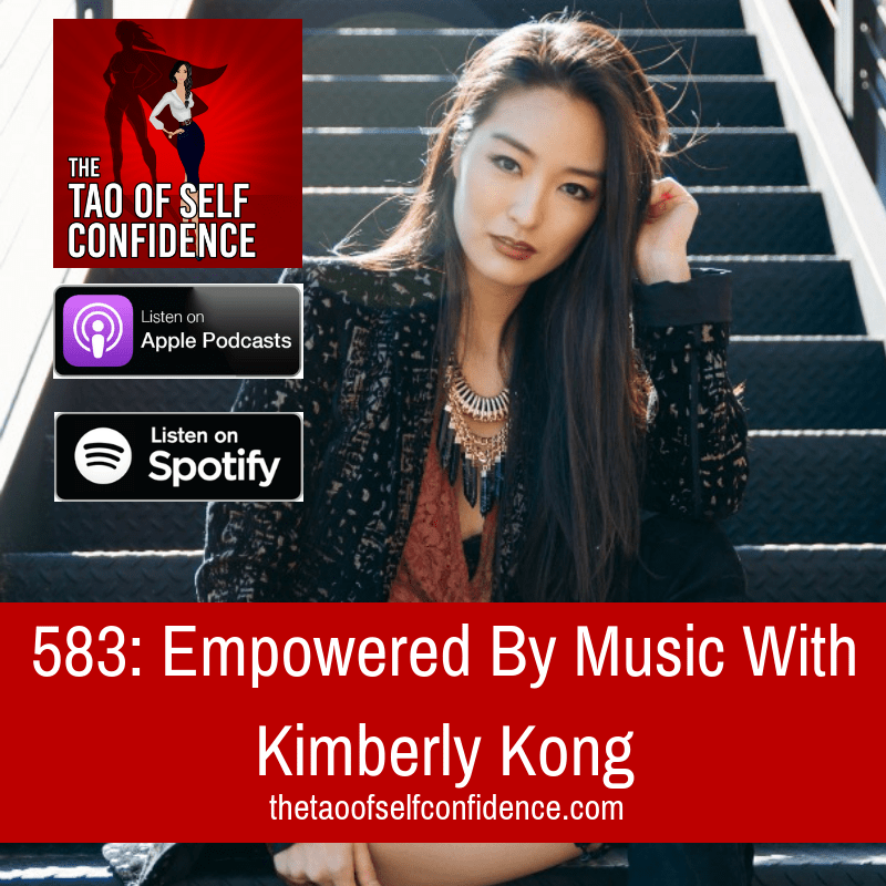Empowered By Music With Kimberly Kong