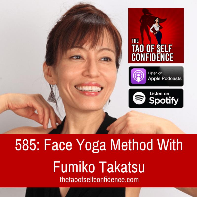 Face Yoga Method With Fumiko Takatsu