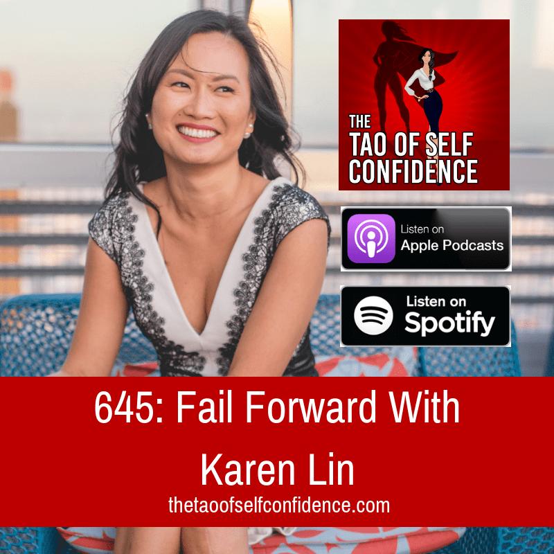 Fail Forward With Karen Lin