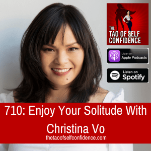 Enjoy Your Solitude With Christina Vo