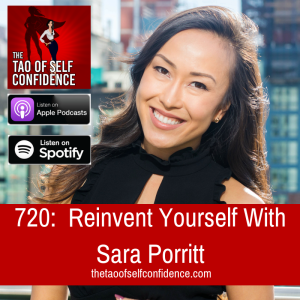 Reinvent Yourself With Sara Porritt