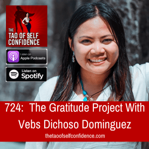 The Gratitude Project With Vebs Dichoso Dominguez