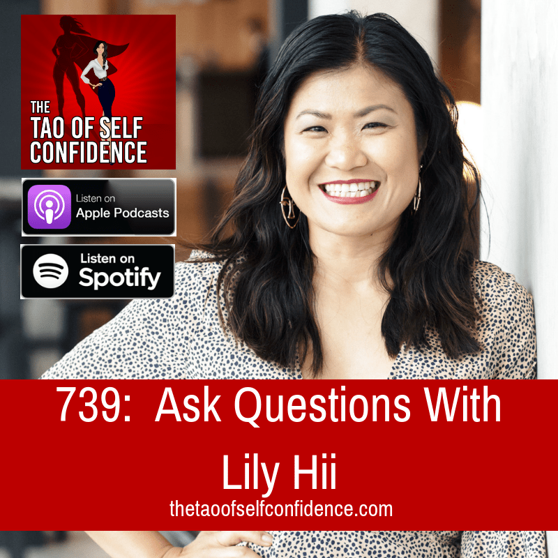 Ask Questions With Lily Hii