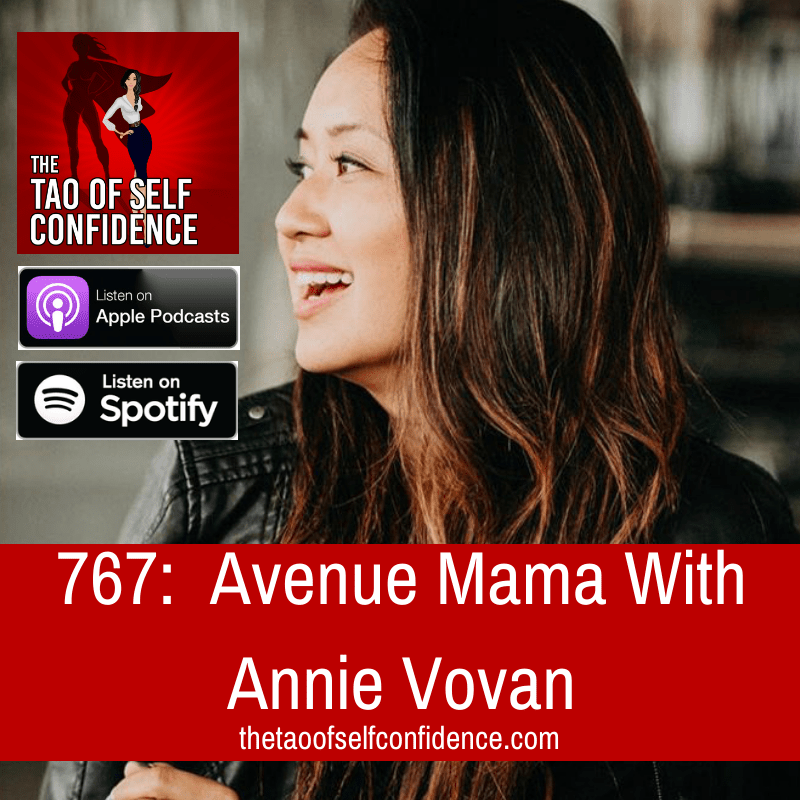 Avenue Mama With Annie Vovan