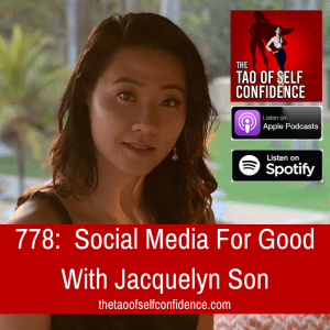 Social Media For Good With Jacquelyn Son