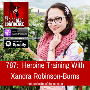 Heroine Training With Xandra Robinson-Burns