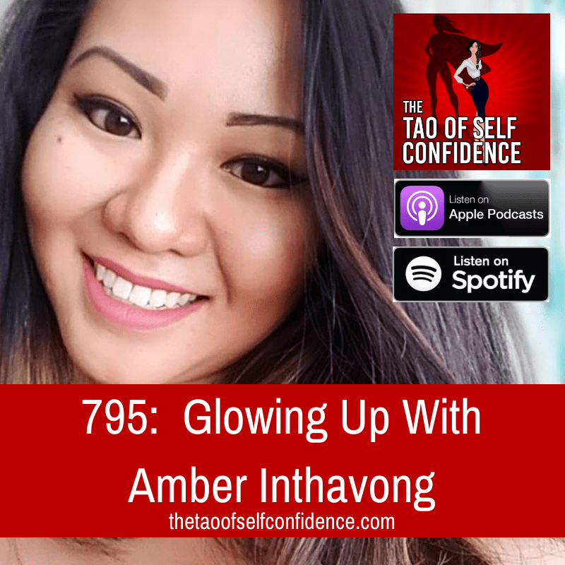 Glowing Up With Amber Inthavong